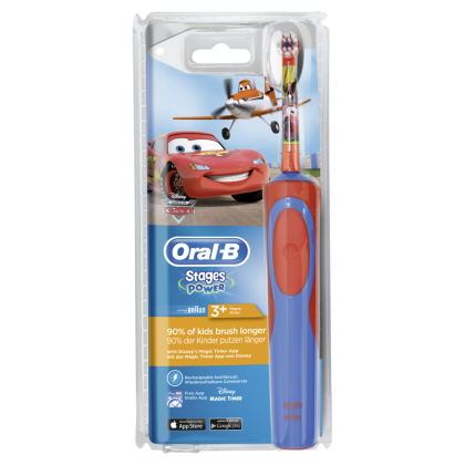 Oral-B Stages Power Cars-Planes cls