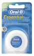 Oral-B Essentialfloss mint gewachst