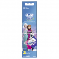 Oral-B Aufsteckbürsten Stages Power 2er, Motiv Frozen