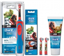 Oral-B Stages Power Star Wars Set