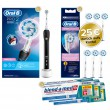 1-2-3 Oral-B Sparpack PRO 2000S