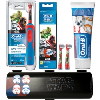 Oral-B Stages Power Star Wars Set + gratis Reiseetui