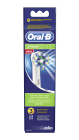 Oral-B Aufsteckbürsten CrossAction 3er (3 St.)