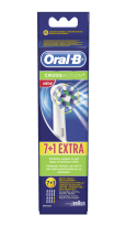 Oral-B Aufsteckbürsten CrossAction 7er+1 (8 St.)