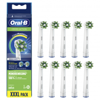 Oral-B Aufsteckbürsten Cross Action 10er CleanMaximizer (10 St.)