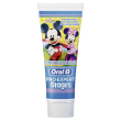 Oral-B Stages Kinderzahncreme 75ml Mickey Maus